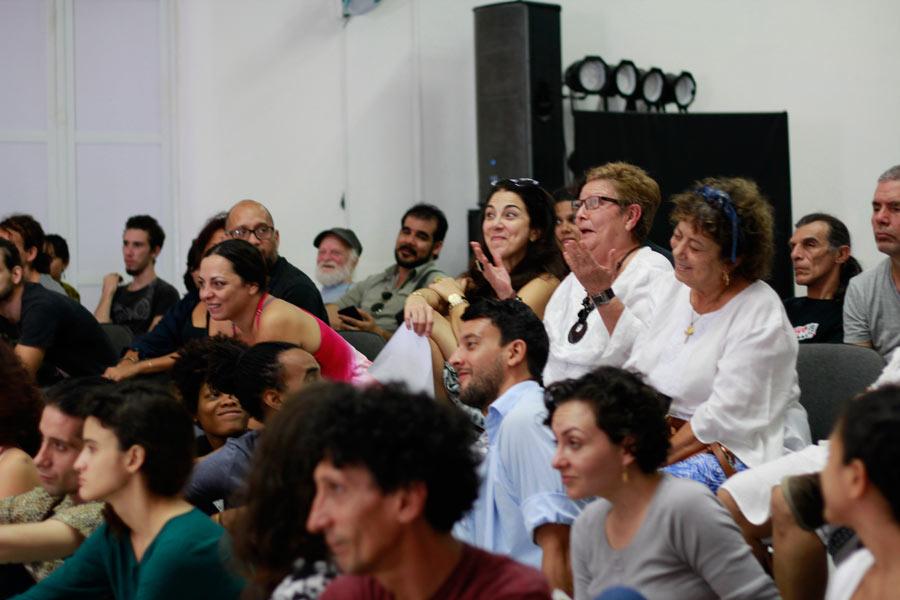 Visita del Odin Teatret a Cuba