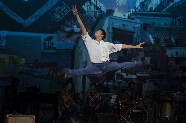 foto de Tocororo Suite, de Carlos Acosta y por Acosta Danza