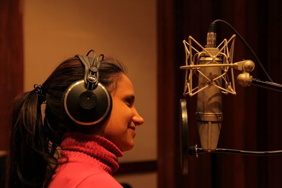 foto de la cantante cubana Annie Garcés