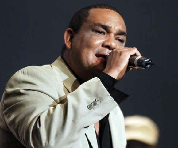 foto del cantante cubano Ángel Bonne