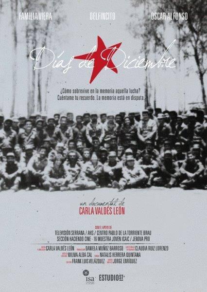 foto del documental Días de diciembre