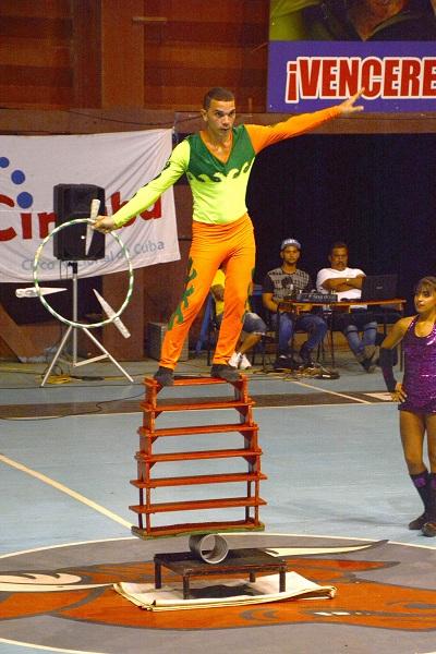foto del espectáculo Circo es…