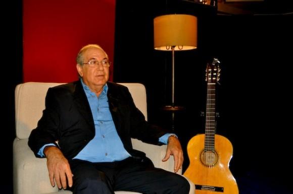 cantautor cienfueguero Lázaro García