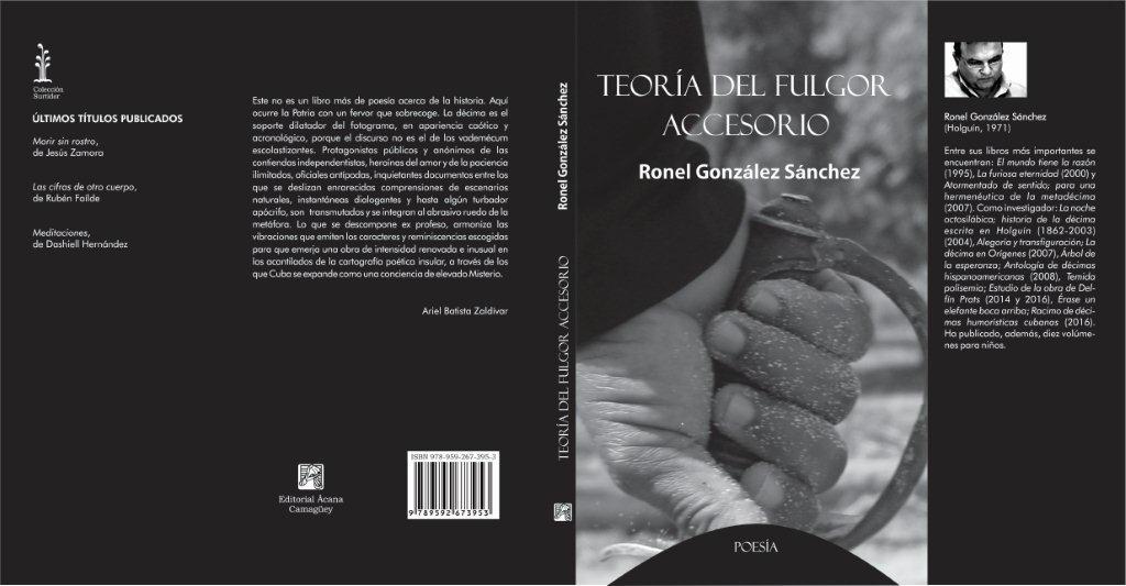 libro Teoría del fulgor accesorio