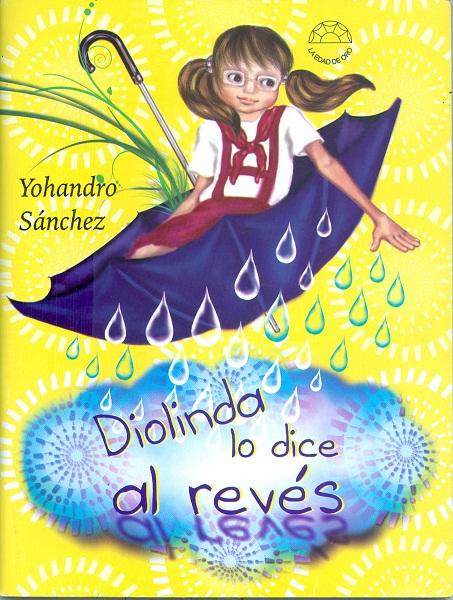 portada del libro Diolinda lo dice al revés