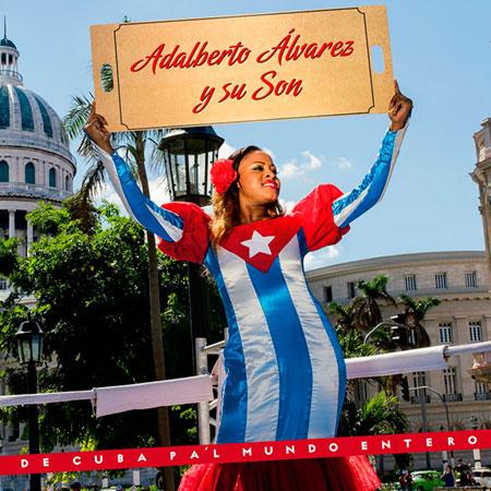 CD De Cuba pa´l mundo entero de Adalberto Alvarez y su Son