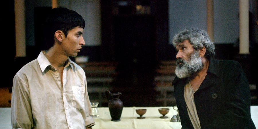 filme chileno El Cristo ciego