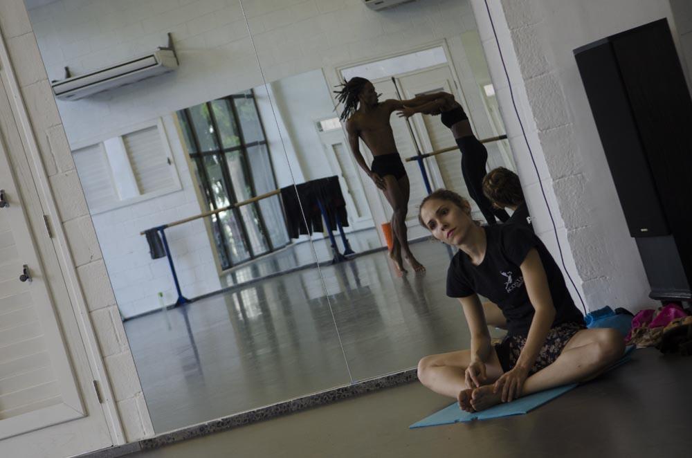 foto de la sede de la compañía Acosta Danza en La Habana