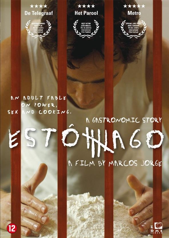 foto del filme brasileño Estómago de Marcos Jorge