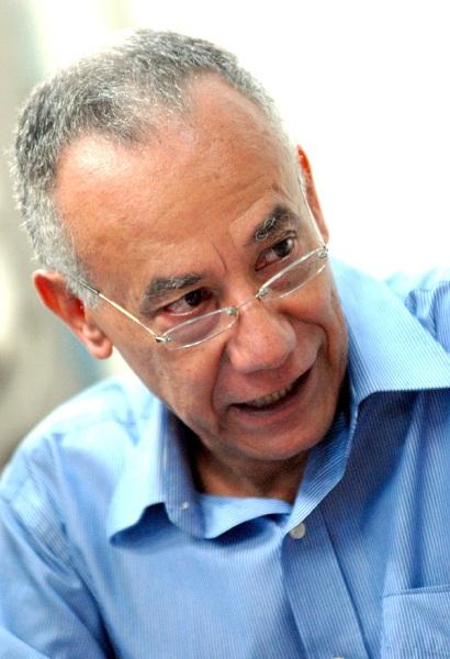 foto del intelectual cubano Fernando Martinez Heredia