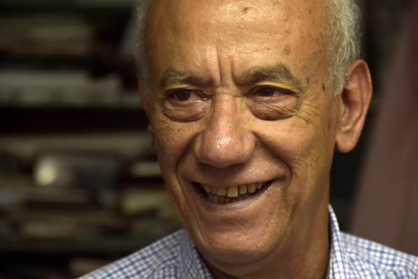 foto del intelectual cubano Fernando Martínez Heredia