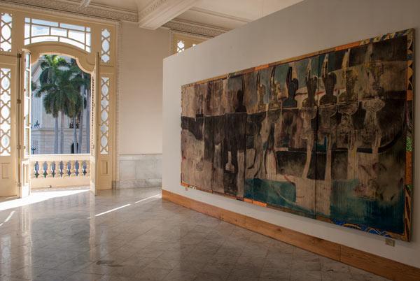 Galería Orígenes en La Habana