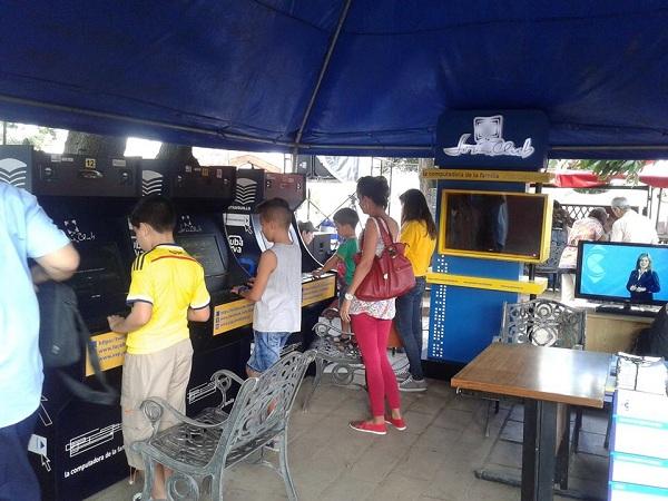 Feria Tecnológica La Guayabera 5.0 en Sancti Spíritus