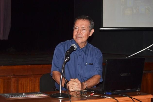 investigador cubano Jesús Guanche