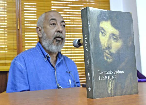novela Herejes de Leonardo Padura