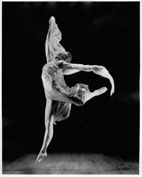 bailarina Isadora Duncan