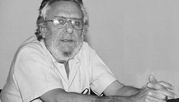 foto de Joel James Figarola historiador y antropólogo cubano