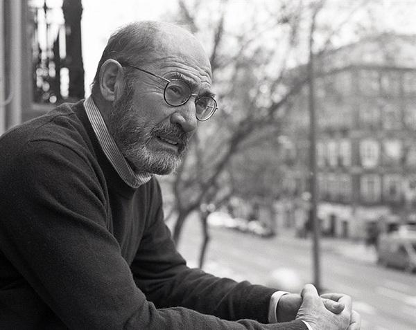 foto del escritor Juan Madrid