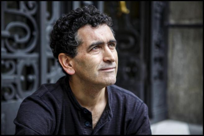 foto del dramaturgo español Juan Mayorga