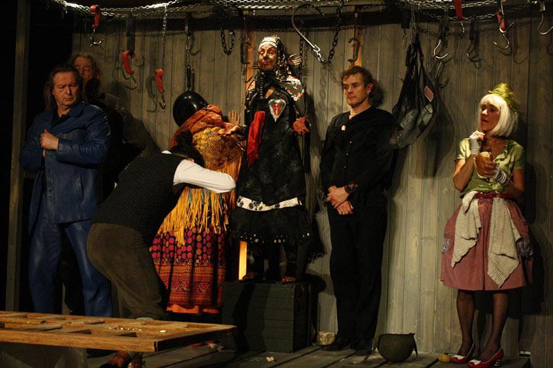 La vida crónica del Odin Teatret
