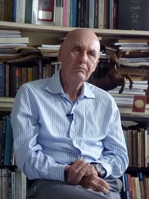 periodista cubano Luis Sexto