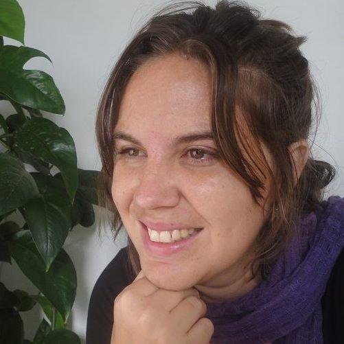 foto de la realizadora cubana Marta María Borrás