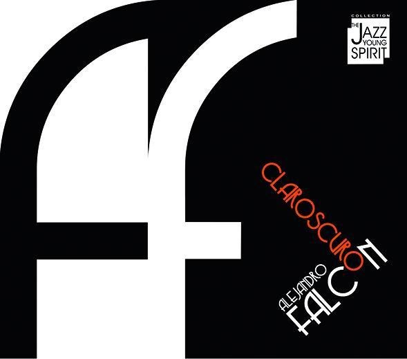 portada de Claroscuro fonograma de Alejandro Falcón ganador de un Cubadisco