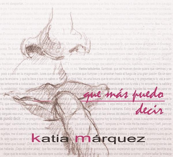 CD ¿Qué más puedo decir? de Katia Márquez
