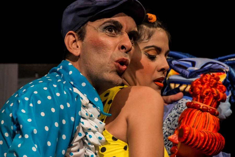 Bacanal de Títeres para Adultos en La Habana