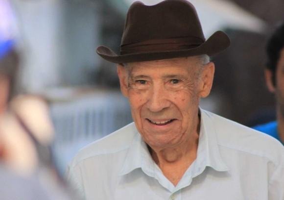 actor Reynaldo Miravalles (Cuba)