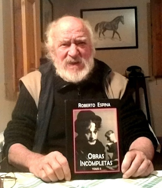 dramaturgo argentino Roberto Espina